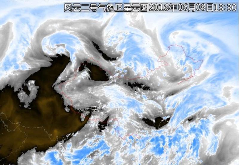 20160609云雨起微山03 - 20160609云雨起微山,牛粪荆棘路(1/2)
