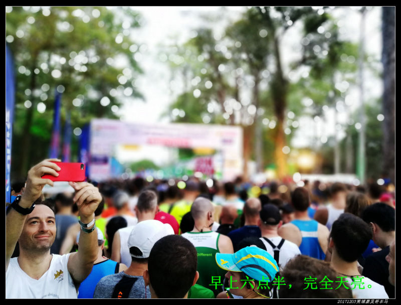 20171203柬埔寨吴哥窟半程马拉松04 - 20171203柬埔寨吴哥半马