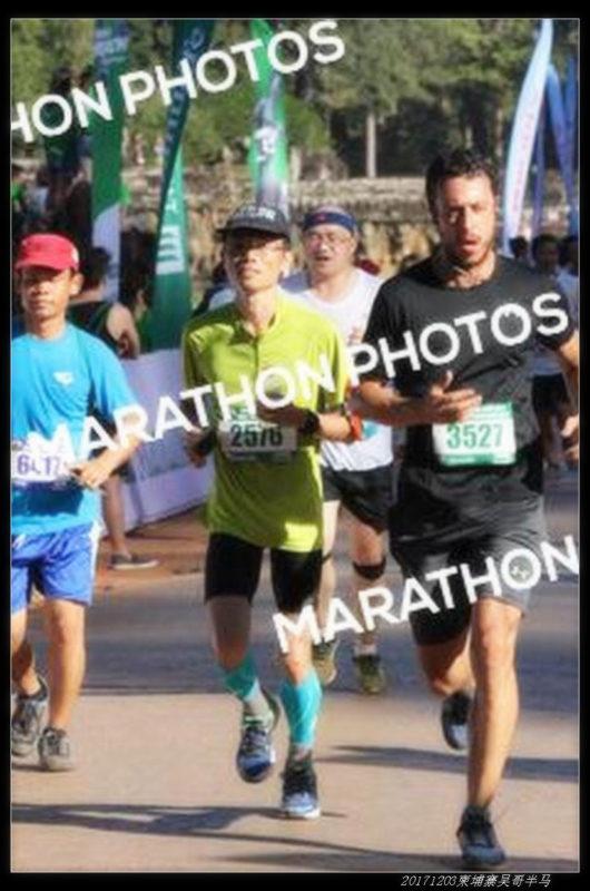 20171203柬埔寨吴哥窟半程马拉松26 530x800 - 20171203柬埔寨吴哥半马