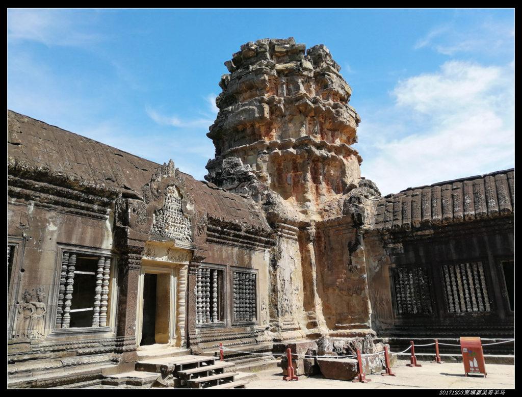 20171203柬埔寨吴哥窟半程马拉松45 1024x779 - 20171203柬埔寨吴哥半马