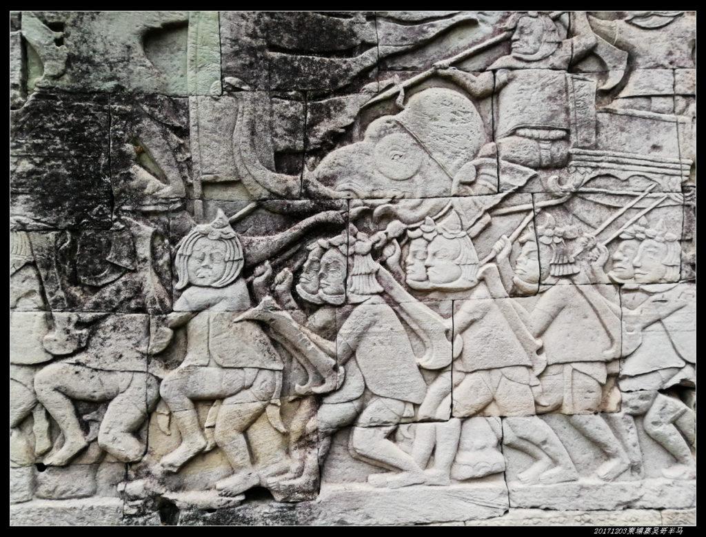 20171203柬埔寨吴哥窟半程马拉松79 1024x779 - 20171203柬埔寨吴哥半马