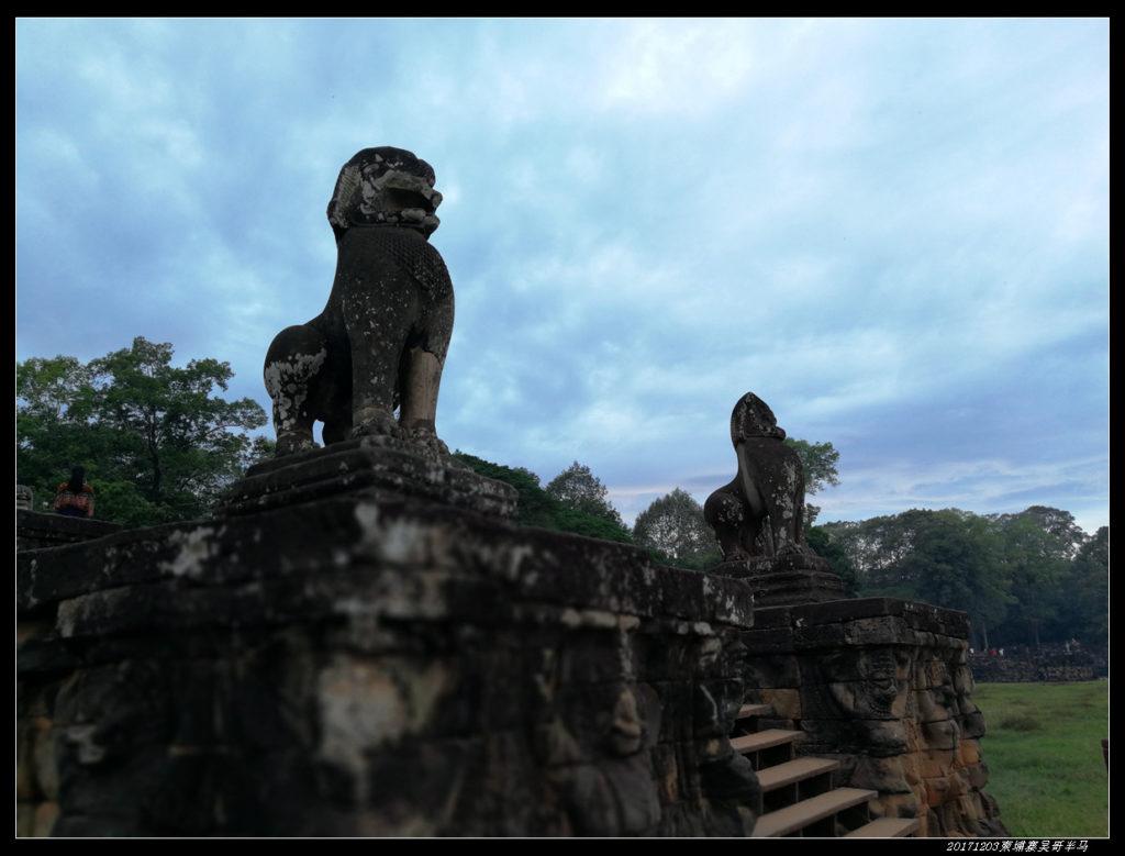 20171203柬埔寨吴哥窟半程马拉松85 1024x779 - 20171203柬埔寨吴哥半马