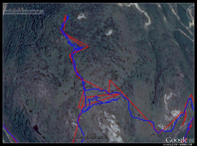 6 800x592 - 20180216正月初一攀爬圣峰嶂、三天嶂