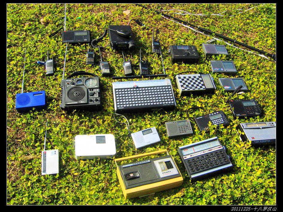 20111227(十二大)十八罗汉山 登高望远收音12 - 20111225(十二大)十八罗汉山--登高望远收音