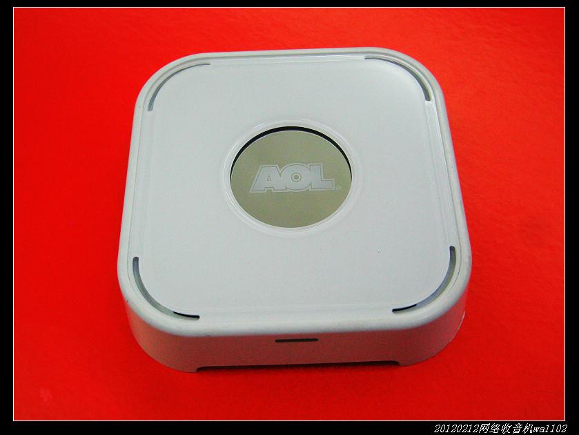 20120213穷人穷玩 之 WA1102网络收音机01 - 20120213穷人穷玩 之 WA1102网络收音机