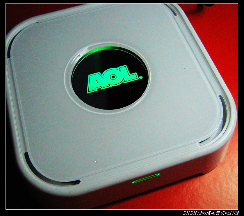 20120213穷人穷玩 之 WA1102网络收音机04 - 20120213穷人穷玩 之 WA1102网络收音机