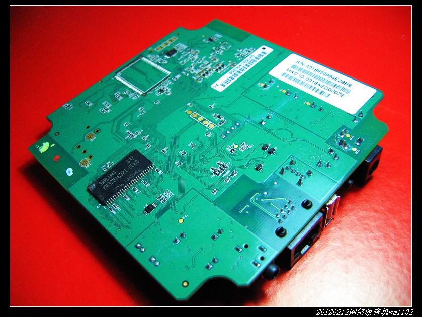 20120213穷人穷玩 之 WA1102网络收音机06 - 20120213穷人穷玩 之 WA1102网络收音机