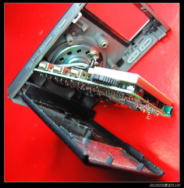 20120221穷人穷玩 之 小机PL100 07 785x800 - 20120221穷人穷玩 之 小机PL100