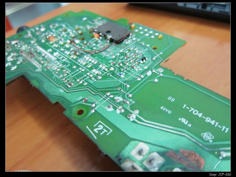 20120515穷人穷玩 之 SONY ICF 890 12 - 20120515穷人穷玩 之 SONY ICF-890