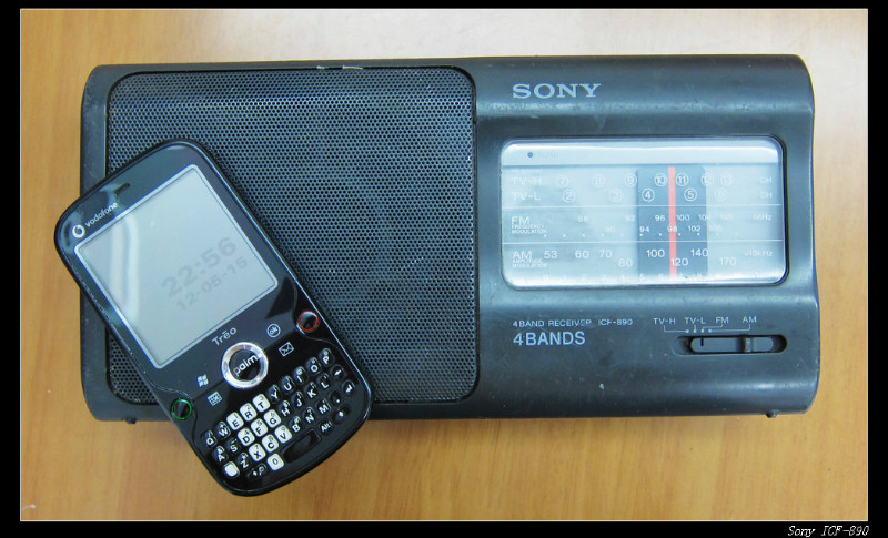 20120515穷人穷玩 之 SONY ICF 890 17 - 20120515穷人穷玩 之 SONY ICF-890