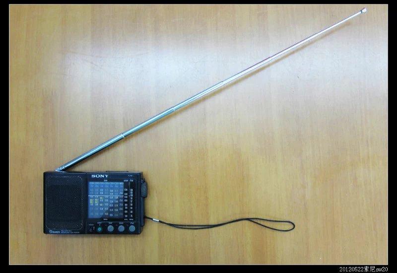 20120522穷人穷玩 之 Sony icf sw20 01 - 20120522穷人穷玩 之 Sony icf sw20
