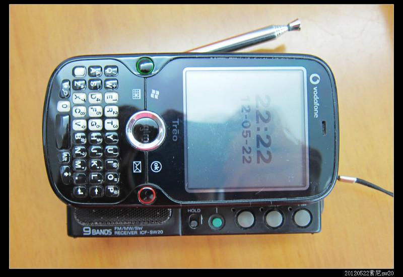 20120522穷人穷玩 之 Sony icf sw20 02 - 20120522穷人穷玩 之 Sony icf sw20