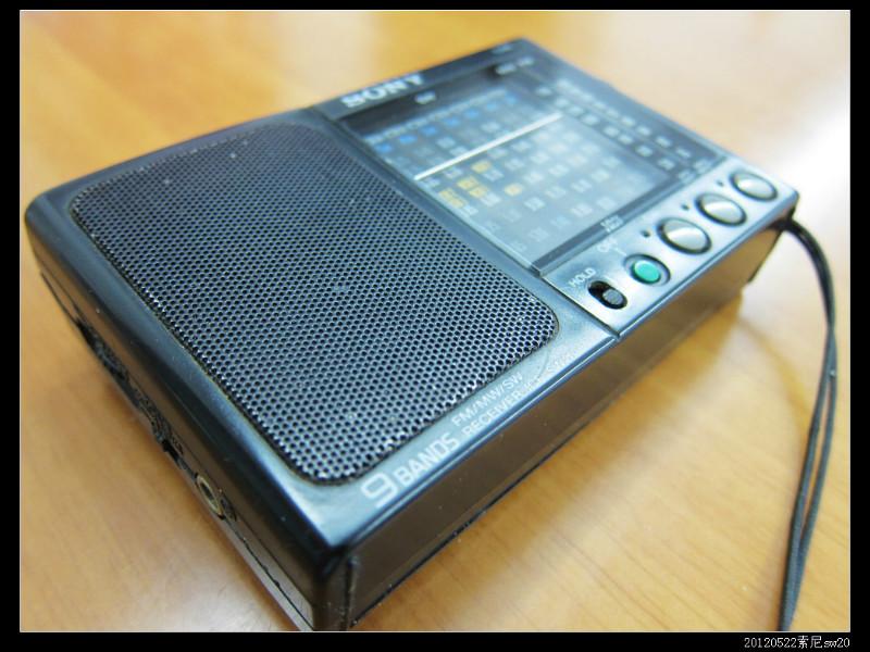 20120522穷人穷玩 之 Sony icf sw20 04 - 20120522穷人穷玩 之 Sony icf sw20
