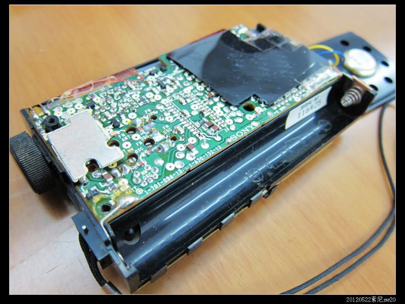 20120522穷人穷玩 之 Sony icf sw20 09 - 20120522穷人穷玩 之 Sony icf sw20