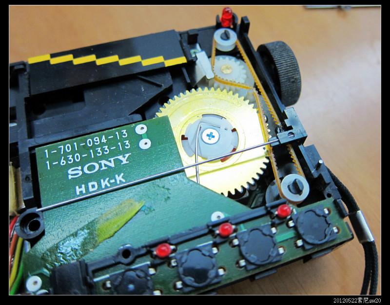 20120522穷人穷玩 之 Sony icf sw20 11 - 20120522穷人穷玩 之 Sony icf sw20