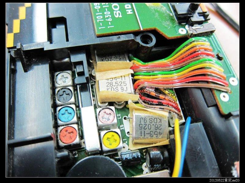 20120522穷人穷玩 之 Sony icf sw20 12 - 20120522穷人穷玩 之 Sony icf sw20