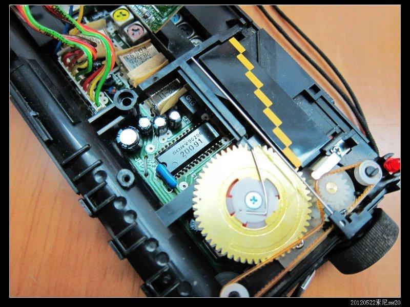 20120522穷人穷玩 之 Sony icf sw20 13 - 20120522穷人穷玩 之 Sony icf sw20