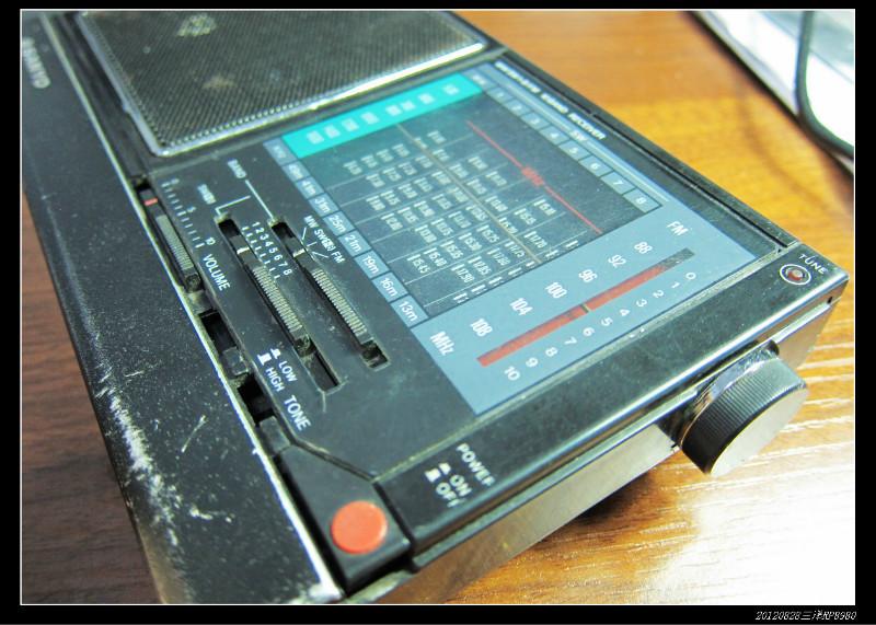20120830穷人穷玩 之 三洋RP898003 - 20120830穷人穷玩 之 三洋RP8980