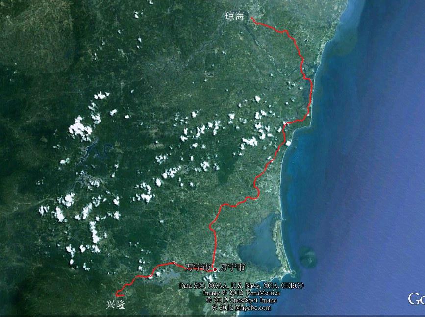 20121123环骑海南day6(兴隆 琼海)56 - 20121123环骑海南day6(兴隆--琼海)