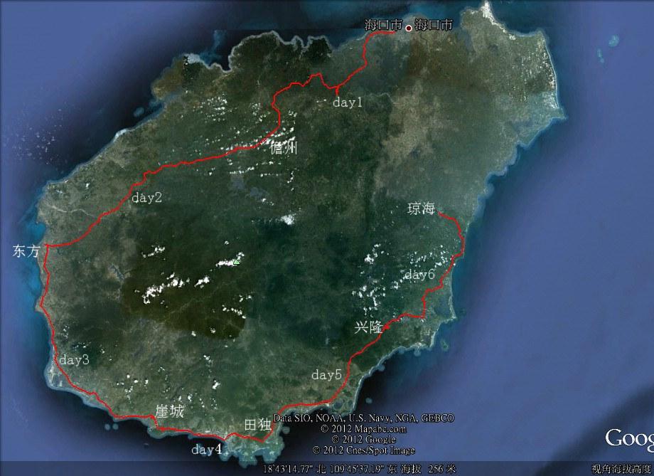20121123环骑海南day6(兴隆 琼海)57 - 20121123环骑海南day6(兴隆--琼海)