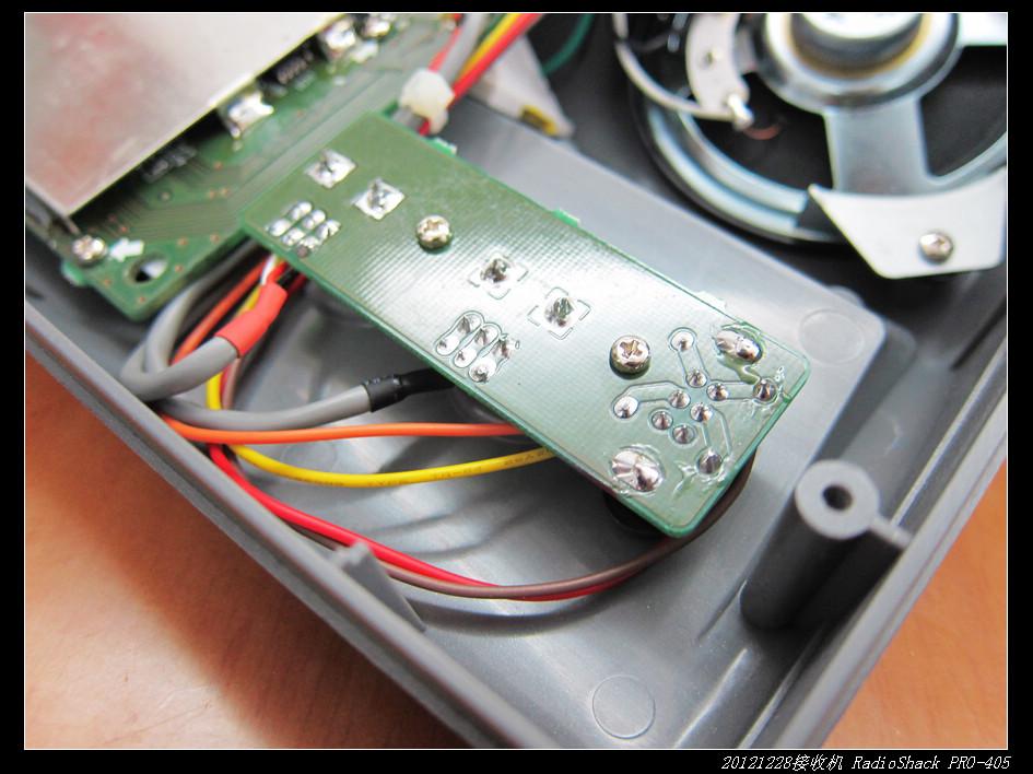 20121229宽频收音机RadioShack PRO 405 10 - 20121229宽频收音机RadioShack PRO-405