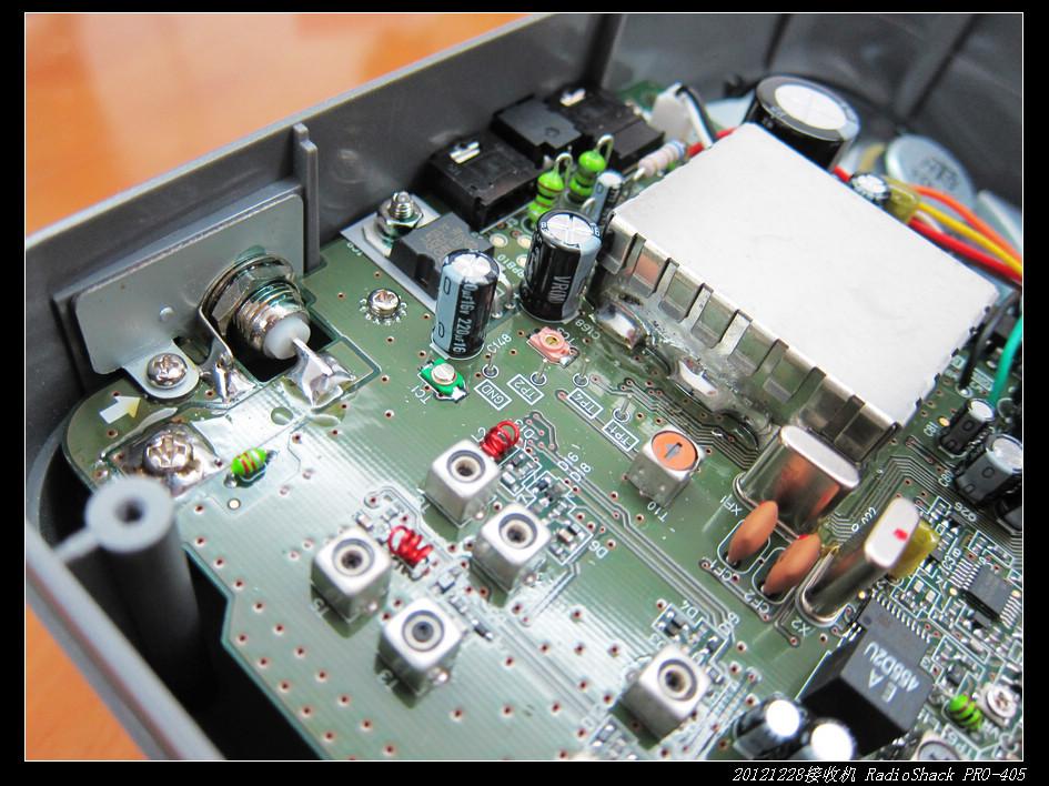 20121229宽频收音机RadioShack PRO 405 12 - 20121229宽频收音机RadioShack PRO-405
