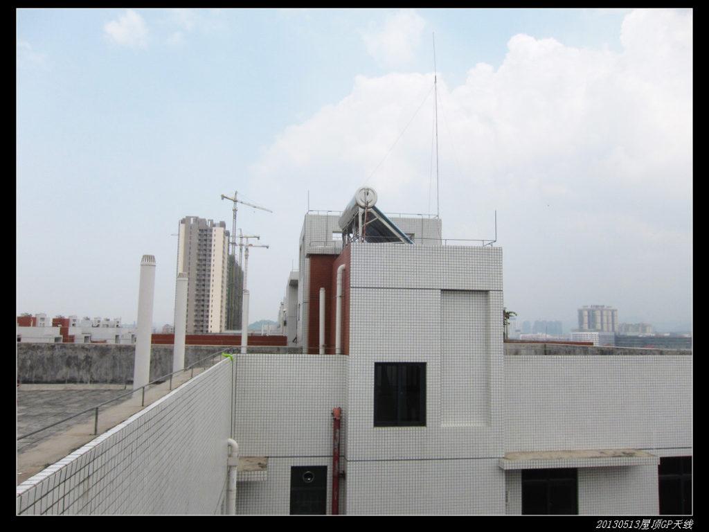 20130513穷人穷玩 之 屋顶GP天线21 1024x768 - 20130513穷人穷玩 之 屋顶GP天线