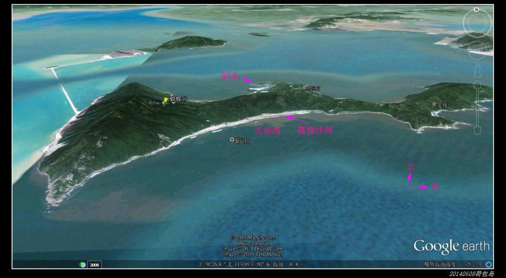 20140608荷包岛沙滩露营02 1024x563 - 20140608荷包岛沙滩露营