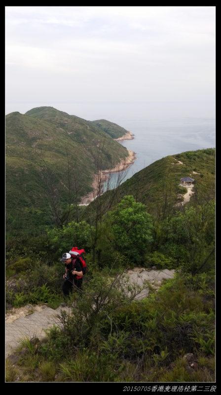 20150704重装香港麦理浩径19 448x800 - 20150704重装香港麦理浩径(1/3) 第二段:东坝--西湾