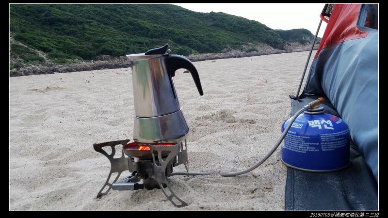 20150705重装香港麦理浩径02 - 20150705重装香港麦理浩径(2/3) 第二段:西湾--北潭凹