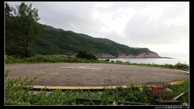 20150705重装香港麦理浩径06 - 20150705重装香港麦理浩径(2/3) 第二段:西湾--北潭凹