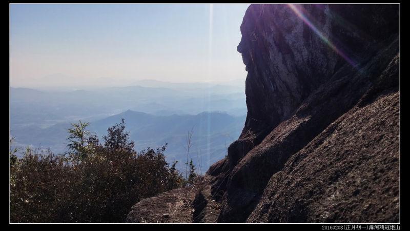 20160208 攀爬轻量级趣味小山 漳河鸡公髻嶂 32 - 20160208 攀爬轻量级趣味小山--漳河鸡公髻嶂