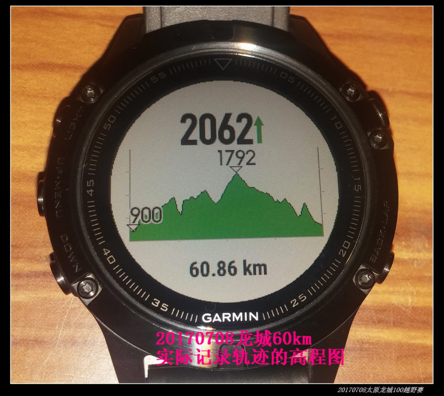 2017龙城60km越野赛 26 手表数据分析2 898x800 - 20170708太原龙城60km煤炭之路越野赛