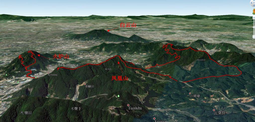 20170430广州GZ30越野赛15 1024x490 - 201704飞霞山越野赛~广州GZ30越野赛