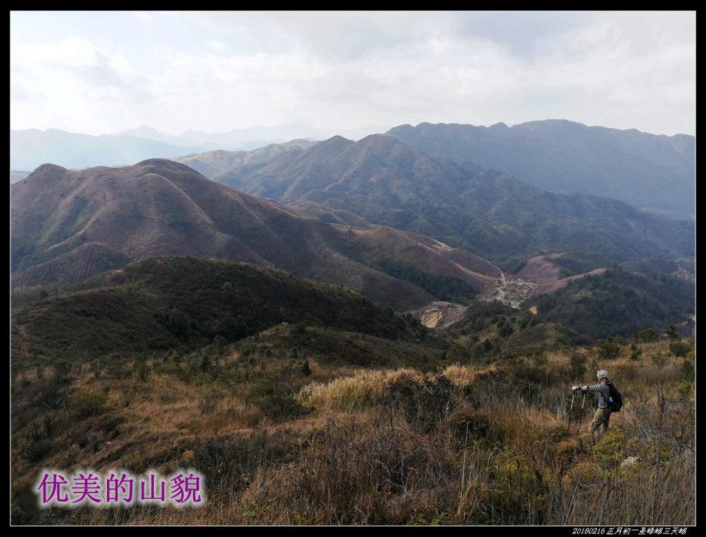 20180216正月初一陆河圣峰嶂三天嶂03 1024x778 - 20180216正月初一攀爬圣峰嶂、三天嶂