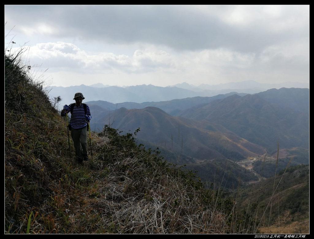 20180216正月初一陆河圣峰嶂三天嶂04 1024x778 - 20180216正月初一攀爬圣峰嶂、三天嶂