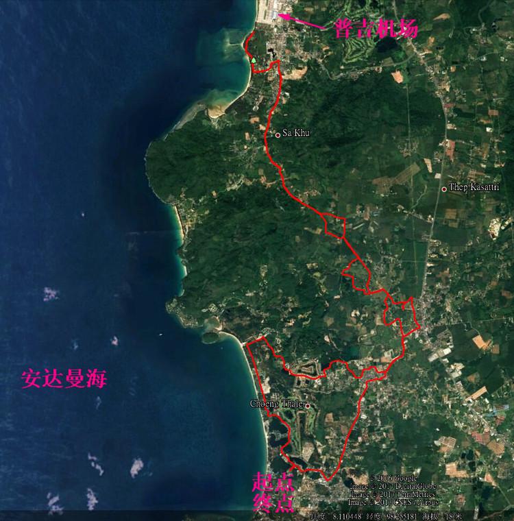 22b - 20170604普吉岛马拉松