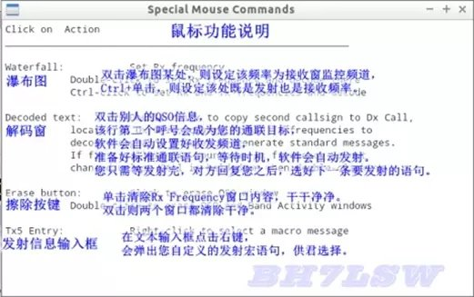 WSJT x通联软件20 - WSJT-x通联软件 使用说明