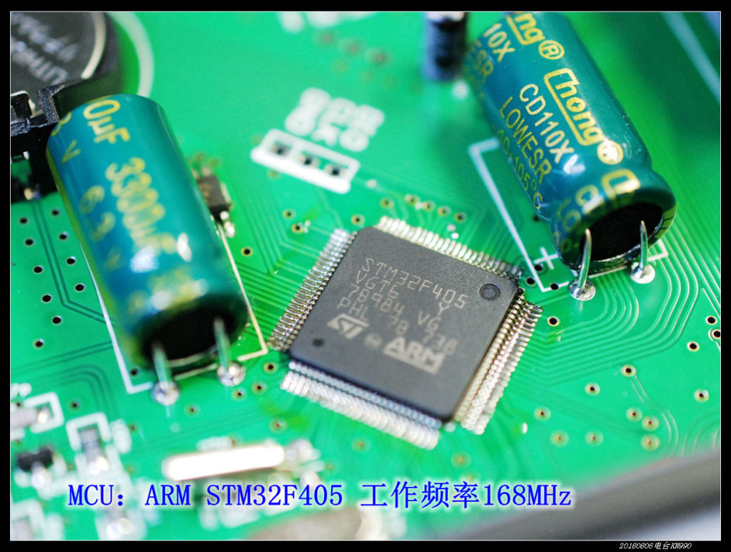 KN990 06 1024x773 - KN990 - A new transceiver made by BA6BF