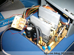 20090413穷人穷修 之 第一次修开关电源2 - 20090413穷人穷修 之 第一次修开关电源