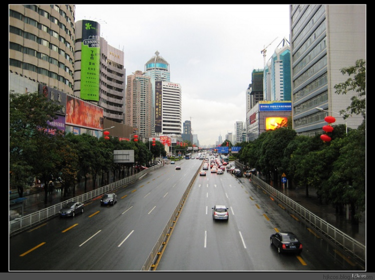 20100206春之旅 第一天 古镇到深圳30 - 20100206春之旅 第一天 古镇到深圳