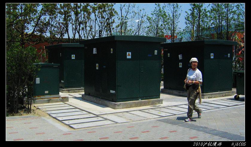 20100524沪杭慢游(day3)盛会世博排长队06 - 20100524沪杭慢游(day3)盛会世博排长队