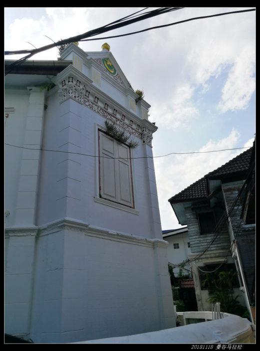 2清真寺03 520x700 - 20181118曼谷BDMS天空夜跑马拉松