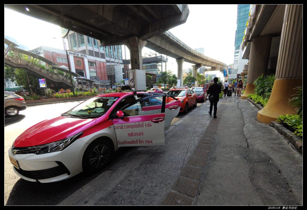 9街拍20 1020x700 - 20181118曼谷BDMS天空夜跑马拉松