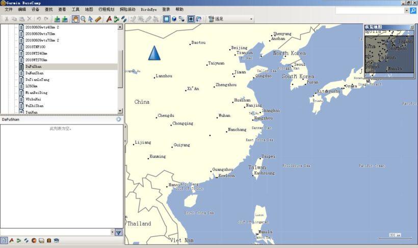 fenix5的basecamp 820x486 - Suunto 9 Baro与 Fenix 5 对比测评