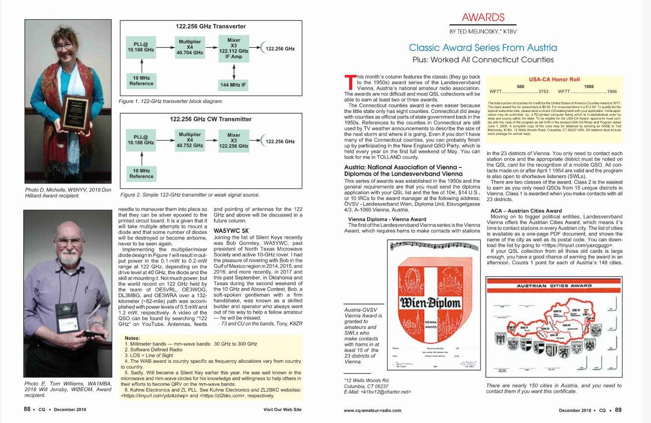 03第一页 - 奥地利的通联奖项