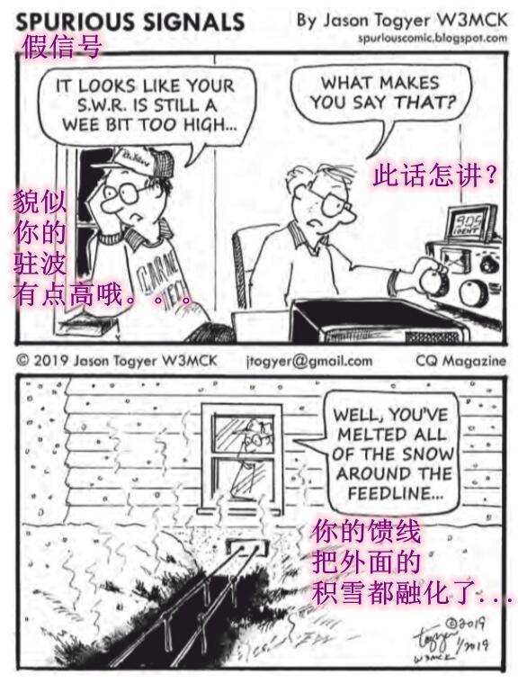P18高驻波融雪 - 2019传播展望