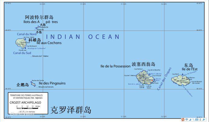 05第三名 克洛泽群岛 额外图1 - 最受需求的呼号实体