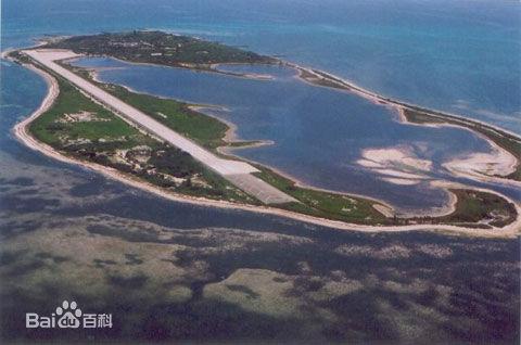 13第六名 东沙群岛鸟瞰图2 - 最受需求的呼号实体
