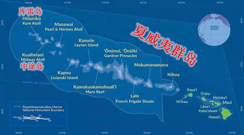 14第七名 库雷岛位置 中途岛 - 最受需求的呼号实体